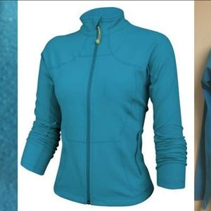lululemon 'shape up' jacket